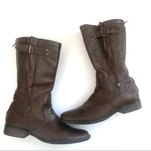 Matisse Women's Brown Leather Boots size 8